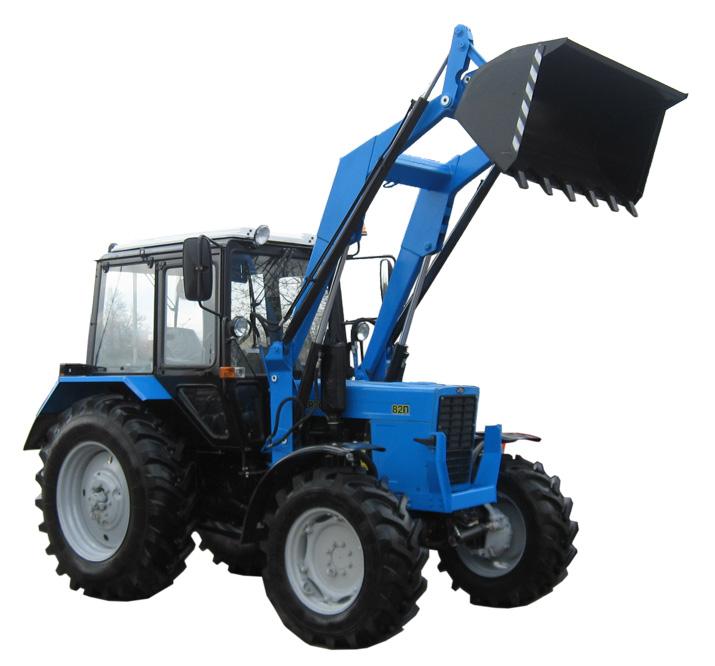 Аренда трактора для уборки снега в белгороде